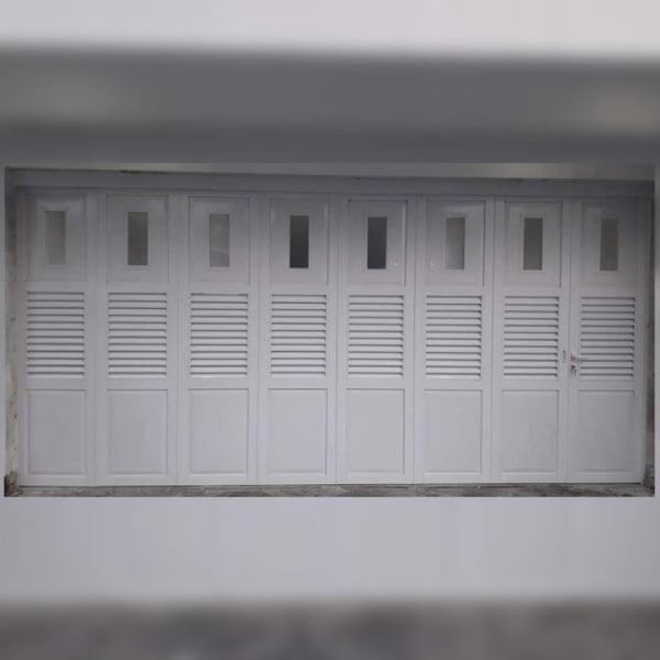 Jual Pintu Garasi Aluminium