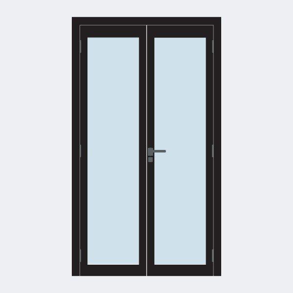 Jual Pintu Aluminium Murah