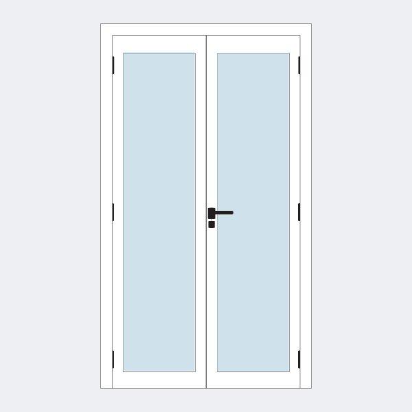 Kusen Pintu Jendela Aluminium Custom