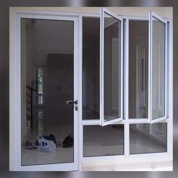 Jual Pintu Aluminium Single