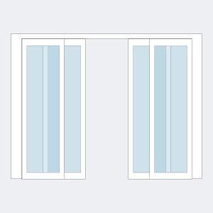 Harga Kusen Pintu dan Jendela Aluminium
