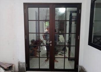 Pintu Aluminium & Jendela Aluminium