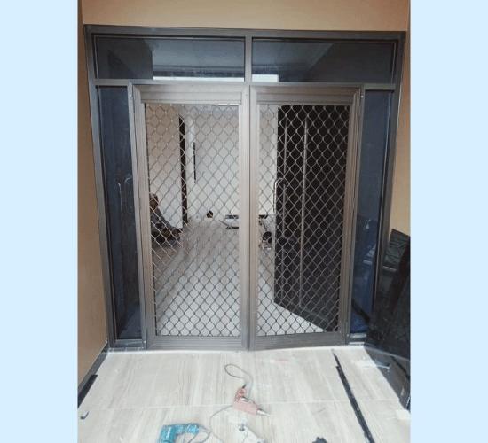 Pintu Aluminium Kasa Nyamuk