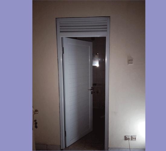 Pintu Aluminium Untuk Kantor